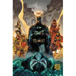 BATMAN HC BOOK 13 CITY OF BANE PART 2