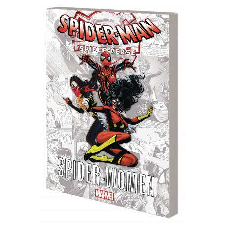 SPIDER-MAN SPIDER-VERSE GN TP SPIDER-WOMEN