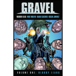 GRAVEL TP VOL 1 BLOODY LIARS
