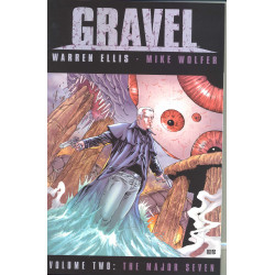 GRAVEL TP VOL 2 THE MAJOR SEVEN