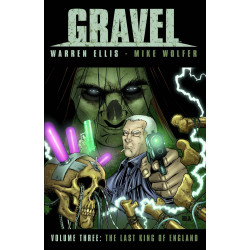 GRAVEL TP VOL 3 LAST KING OF ENGLAND
