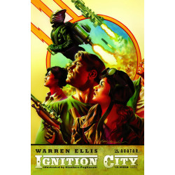 IGNITION CITY TP VOL 1