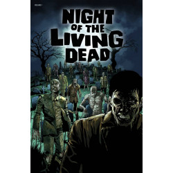 NIGHT OF THE LIVING DEAD TP NEW PTG VOL 1