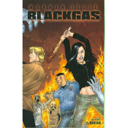 WARREN ELLIS BLACK GAS TP