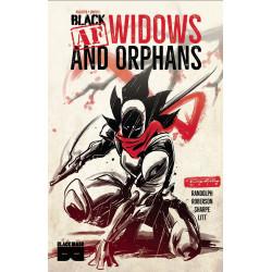 BLACK AF WIDOWS ORPHANS TP VOL 1