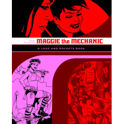 LOVE ROCKETS LIBRARY JAIME GN VOL 1 MAGGIE MECHANIC NEW PTG