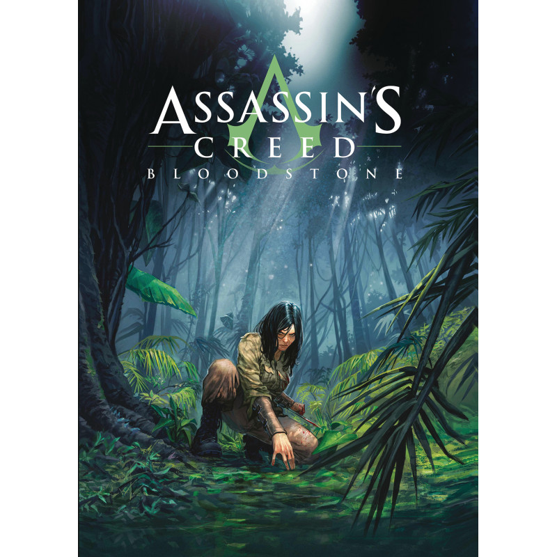 Assassin S Creed Bloodstone Hc