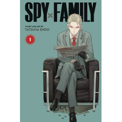 SPY X FAMILY GN VOL 1
