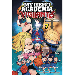 MY HERO ACADEMIA VIGILANTES GN VOL 7