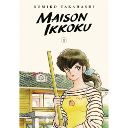 MAISON IKKOKU COLLECTORS EDITION TP VOL 1