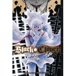 BLACK CLOVER GN VOL 21