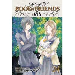 NATSUMES BOOK OF FRIENDS GN VOL 24