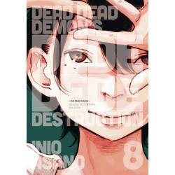 DEAD DEMONS DEDEDEDE DESTRUCTION GN VOL 8 ASANO