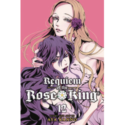 REQUIEM OF THE ROSE KING GN VOL 12