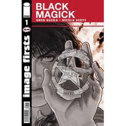 IMAGE FIRSTS BLACK MAGICK 1 VOL 46