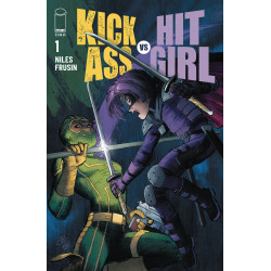 KICK-ASS VS HIT-GIRL 1 CVR A ROMITA JR