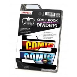 DIVIDERS 25PACK BLACK