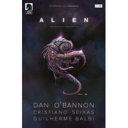 ALIEN ORIGINAL SCREENPLAY 3 CVR A BALBI