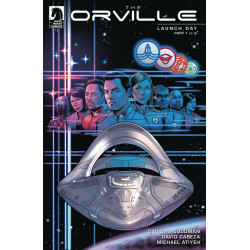 ORVILLE 1 LAUNCH DAY PT 1 OF 2