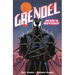 GRENDEL DEVILS ODYSSEY 7 CVR A WAGNER