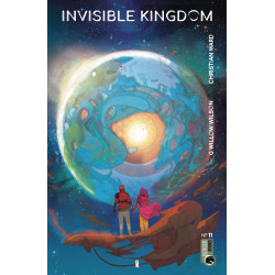 INVISIBLE KINGDOM 11