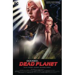 DCEASED DEAD PLANET 1 CARD STOCK BEN OLIVER MOVIE VAR ED