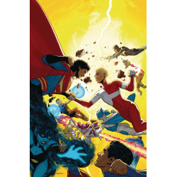 LEGION OF SUPER HEROES 8