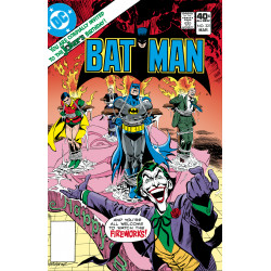 BATMAN 321 FACSIMILE EDITION