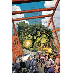 SWAMP THING GIANT 5