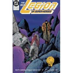 DOLLAR COMICS LEGION OF SUPER HEROES 1 1989