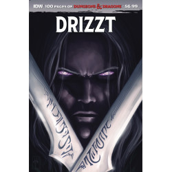 DUNGEONS DRAGONS DRIZZT 100-PAGE GIANT