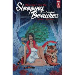 SLEEPING BEAUTIES 3 CVR B WOODALL