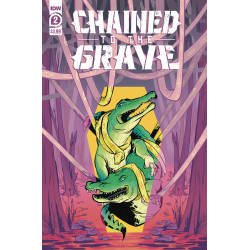 CHAINED TO THE GRAVE 2 CVR A SHERRON