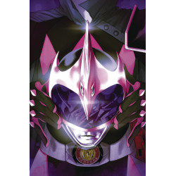 POWER RANGERS RANGER SLAYER 1 MONTES FOIL VAR