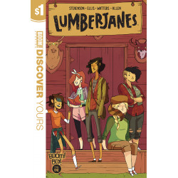 LUMBERJANES DISCOVER YOURS ED 1
