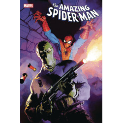 DF AMAZING SPIDERMAN 45 SPENCER SGN