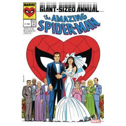 AMAZING SPIDER-MAN ANNUAL 21 FACSIMILE EDITION
