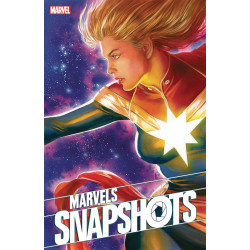 CAPTAIN MARVEL MARVELS SNAPSHOTS 1
