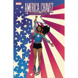 AMERICA CHAVEZ MADE IN USA 1