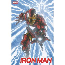 IRON MAN ANNUAL 1 CHAREST VAR