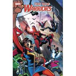 NEW WARRIORS 3