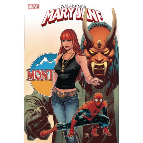 AMAZING MARY JANE 9