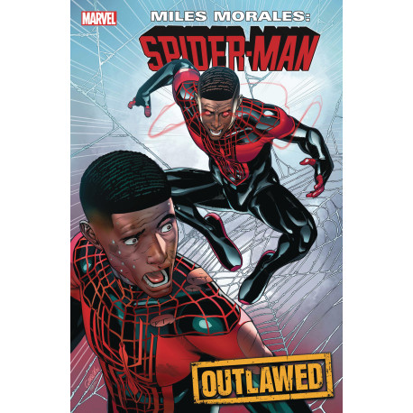 MILES MORALES SPIDER-MAN 19 OUT