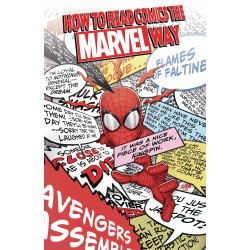 HOW TO READ COMICS THE MARVEL WAY 3
