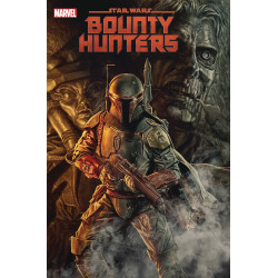 STAR WARS BOUNTY HUNTERS 5