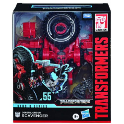 LEADER ROTF CONSTRUCTICON SCAVENGER TRANSFORMERS STUDIO SERIES ACTION FIGURE