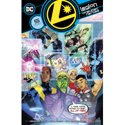 LEGION OF SUPER HEROES 5