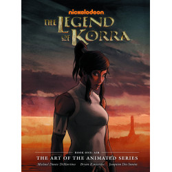 LEGEND OF KORRA THE ART OF ANIMATED SERIES BOOK ONE AIR