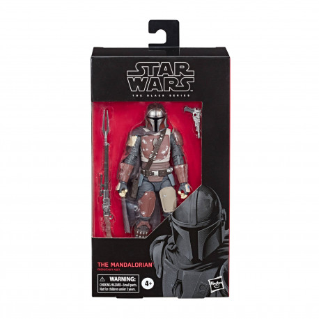 THE MANDALORIAN STAR WARS THE MANDALORIAN BLACK SERIES FIGURINE 15 CM