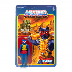 MER-MAN (CARRY CASE COLOR) MASTERS OF THE UNIVERSE FIGURINE REACTION 10 CM